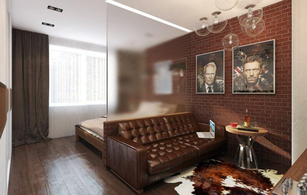 Oturma odası yatak odasında uzman cam takma
