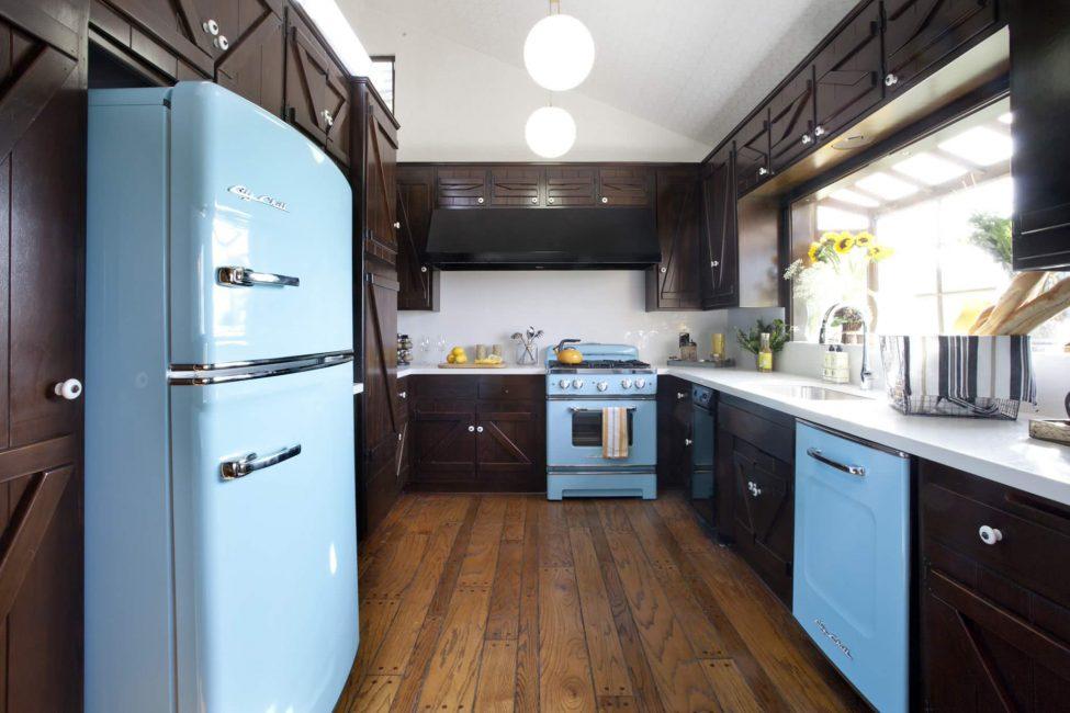 Peralatan - boleh menjadi kemuncak dapur ini