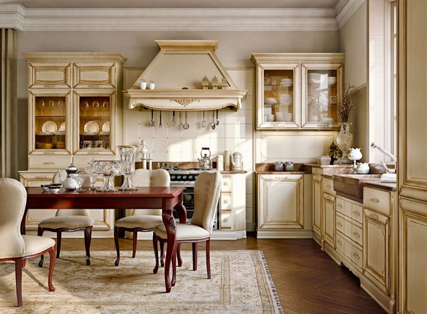 Reka bentuk dapur