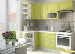 Köşe Mutfaklar Tasarımı: Mutfak Başlıkları için 175+ Fotoğraf Çözümü