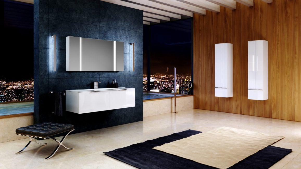 Perabot praktikal yang boleh menghiasi bilik mandi
