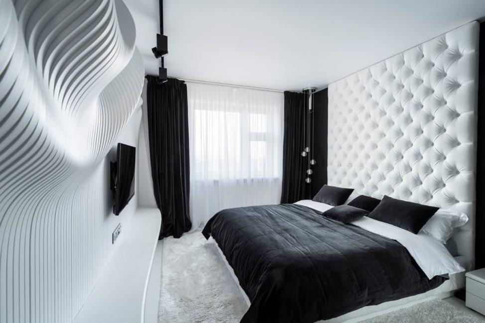 Μην υπερφορτώνετε το δωμάτιο με σκούρες αποχρώσεις.
