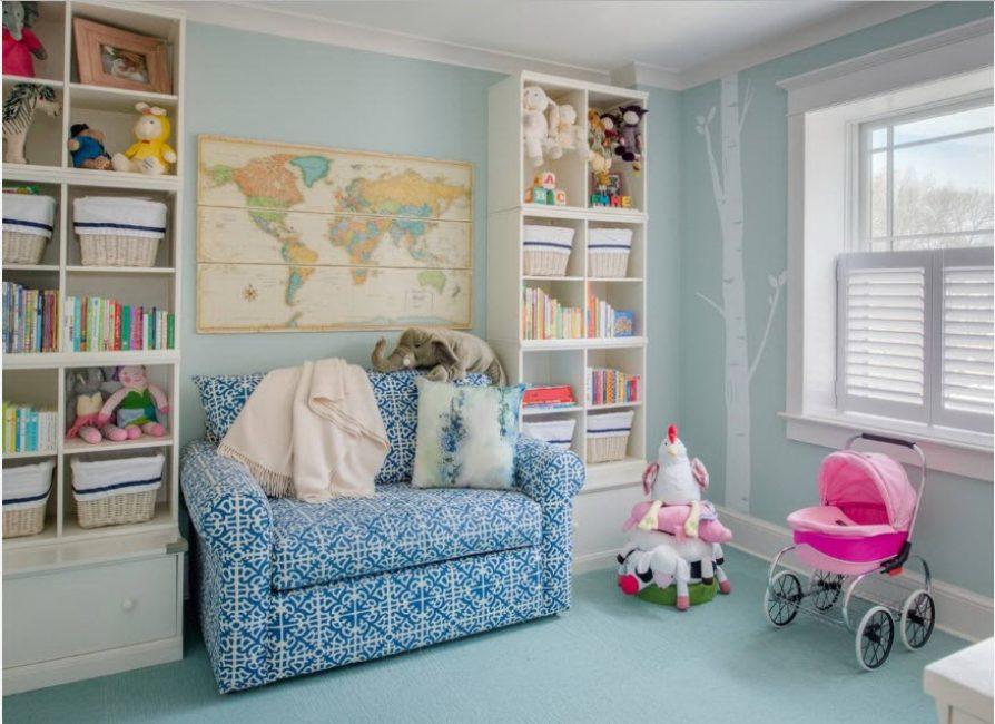 Çocuğunuzla birlikte bir kanepe seçin