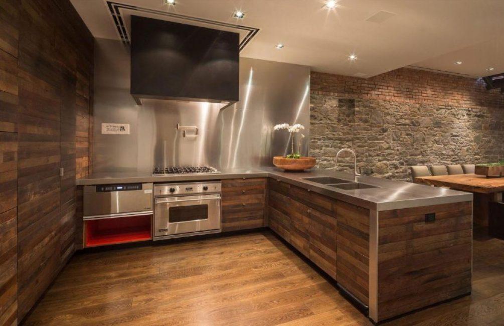 Kabinet - sifat yang diperlukan dari mana-mana dapur