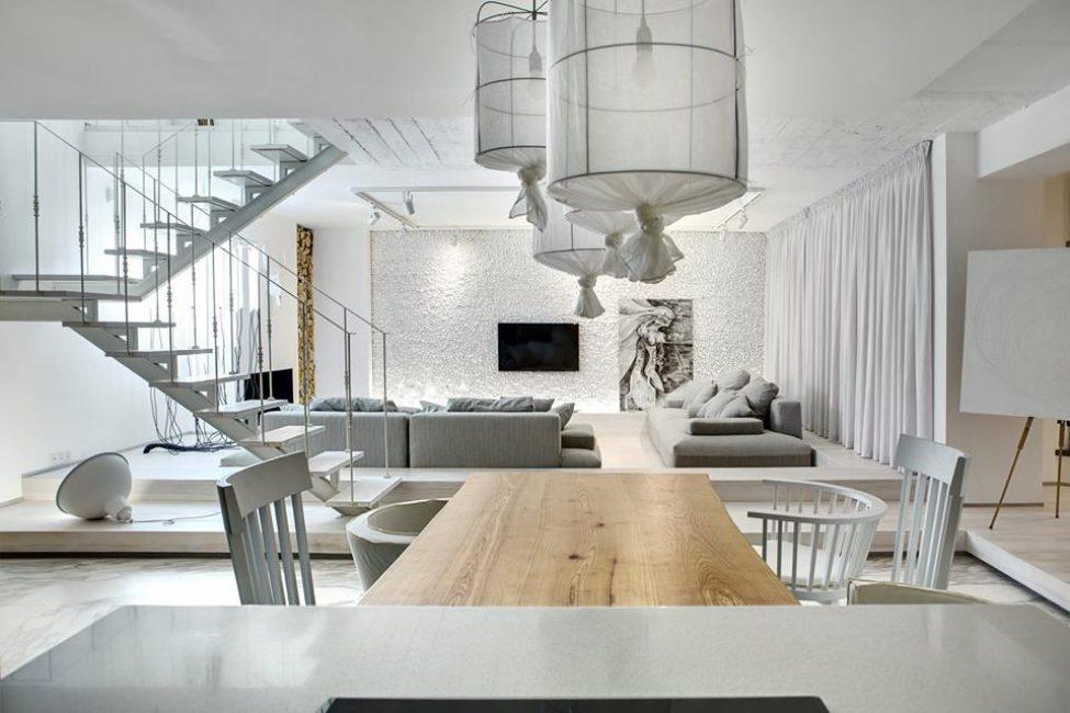 Loft - modern tarz