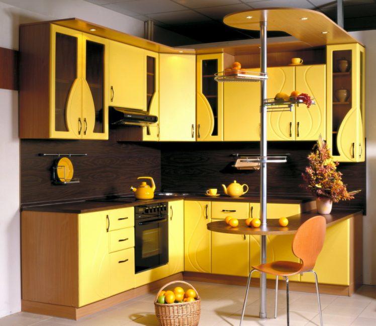 Κίτρινο σημαίνει δημιουργικότητα και ανάπτυξη.