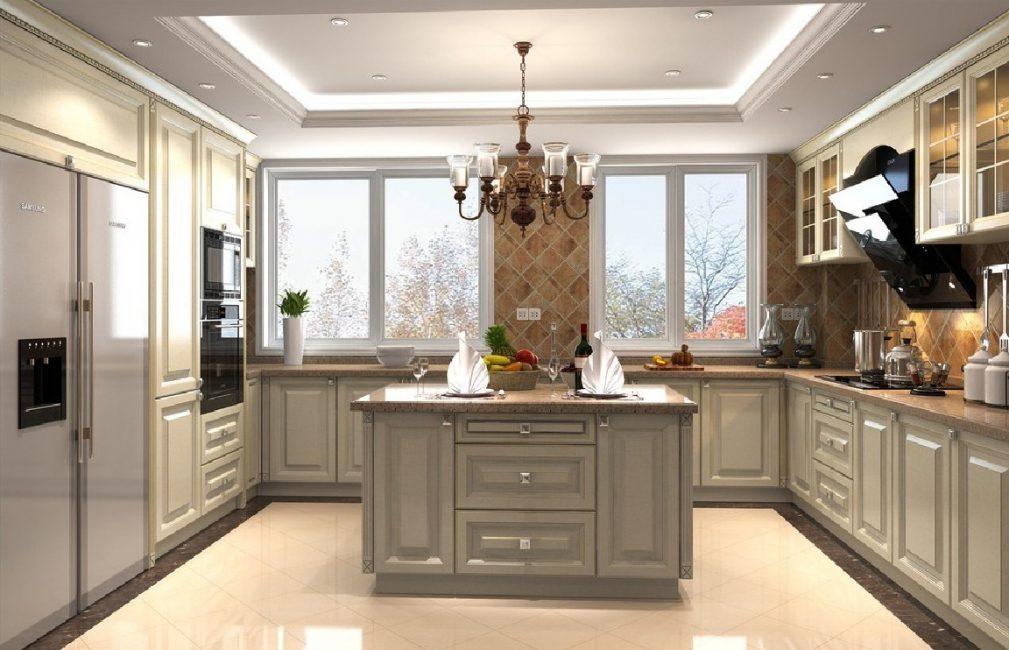 Pilihan siling dapur