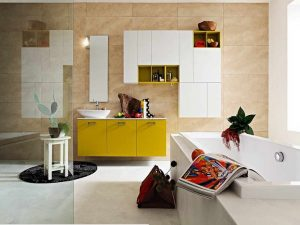 Perabot bilik mandi: Ciri-ciri pilihan tenggelam dengan batu karang - bagaimana tidak boleh disalah anggap? (190+ Foto)