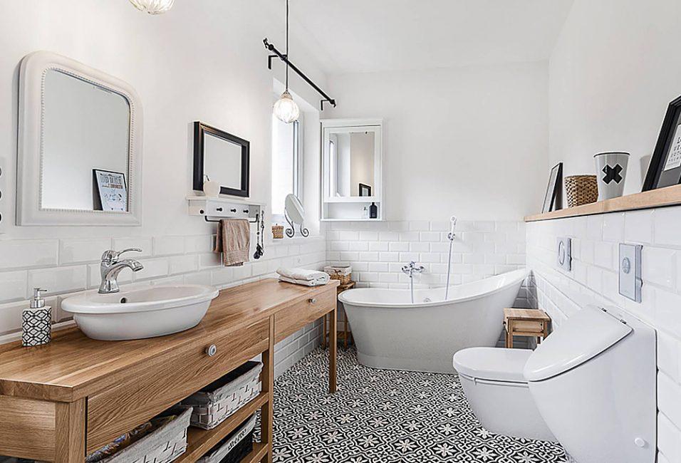 Pilihan bilik mandi