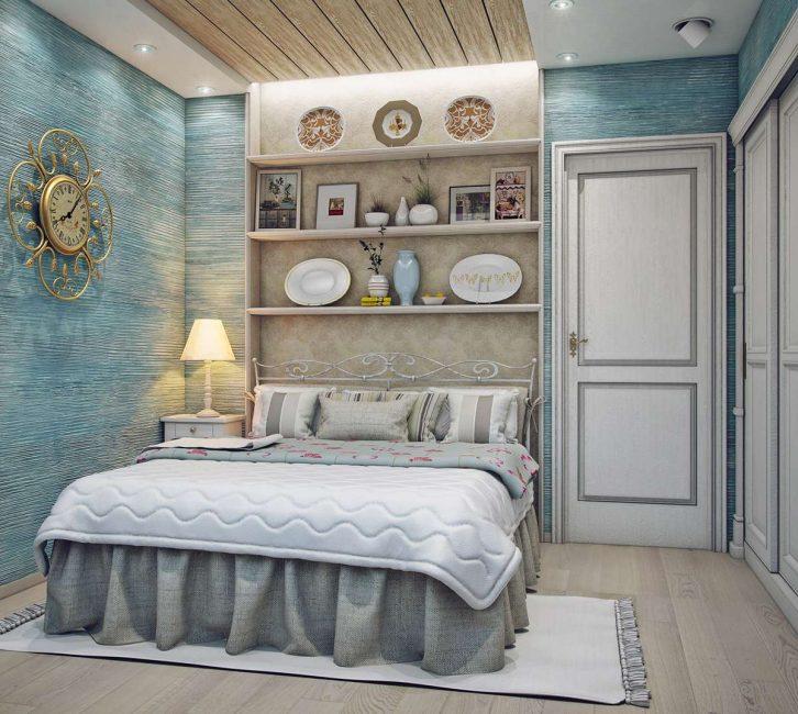 Bilik tidur - bilik paling intim di dalam rumah