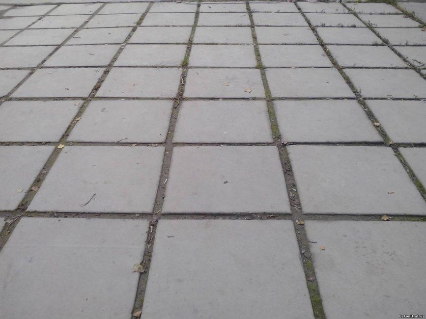 Pilihan konkrit