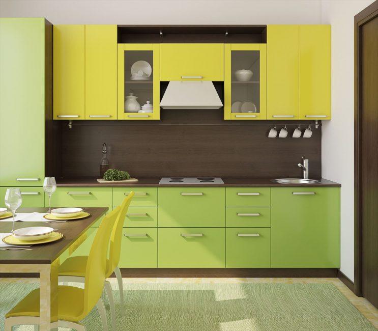 Κίτρινο - το φωτεινότερο φασματικό χρώμα