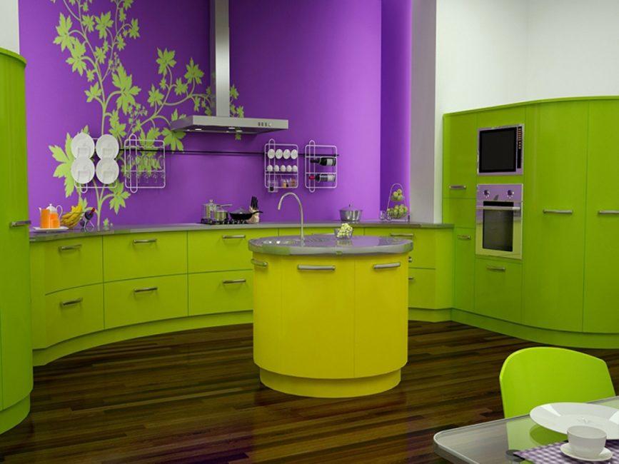 Αυτά τα φυσικά χρώματα και οι αποχρώσεις τους συνδυάζονται καλά.