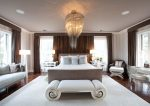 Art Deco di pedalaman: Reka bentuk 195+ (Foto) di ruang tamu, dapur, bilik tidur. Perabot yang akan mengubah hidup anda