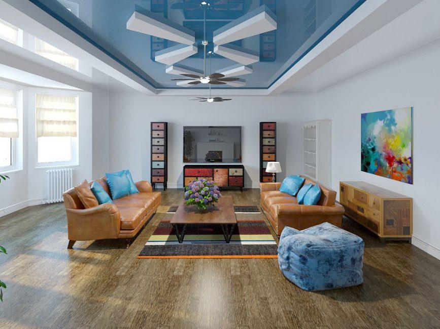 Drywall - bahan yang paling banyak digunakan