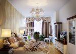 Provence tarzında oturma odası iç - evinizde Fransa'nın çekicilik (170+ Fotoğraflar)
