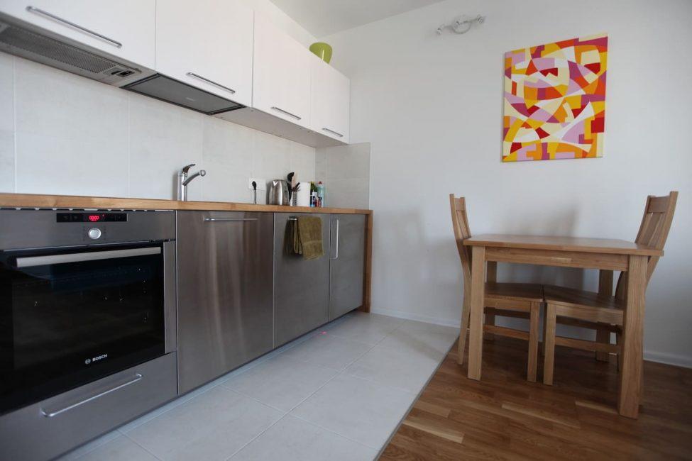 Tambah udara segar ke reka bentuk dapur kegemaran anda.