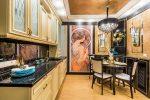 Mutfağın iç kısmına doğru fotoğrafların asılması - 205+ (Fotoğraf) Şık ve Güzel Fikirler