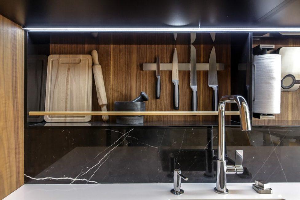Mutfağı bitirmek için yaygın bir yol