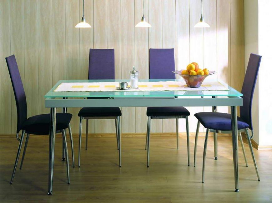 Yemek odası tasarımında