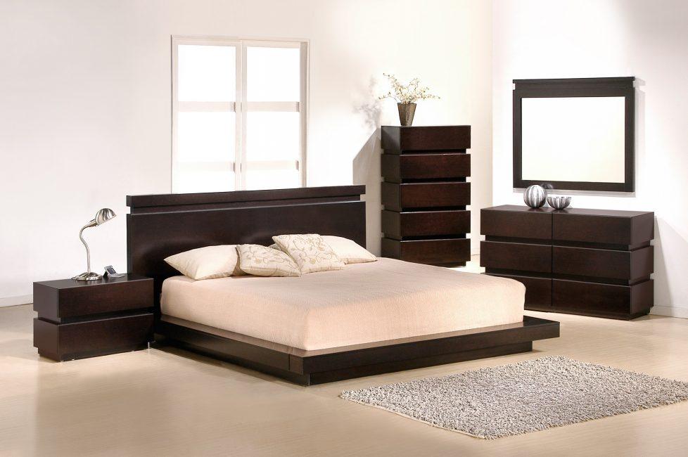Brown è considerato una tendenza del design moderno.