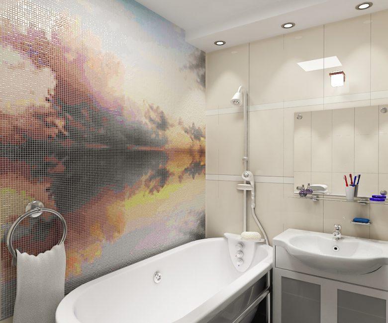 Bilik mandi adalah tempat di mana anda ingin berasa selesa dan peribadi