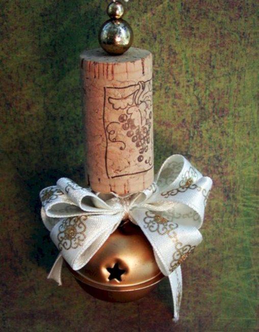 Mainan pokok natal