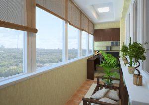 Dolaplı balkon tasarımı - daire alanından tasarruf ediyoruz (165+ Fotoğraf).Kendi ellerinle güzel bir dolap nasıl yapılır?