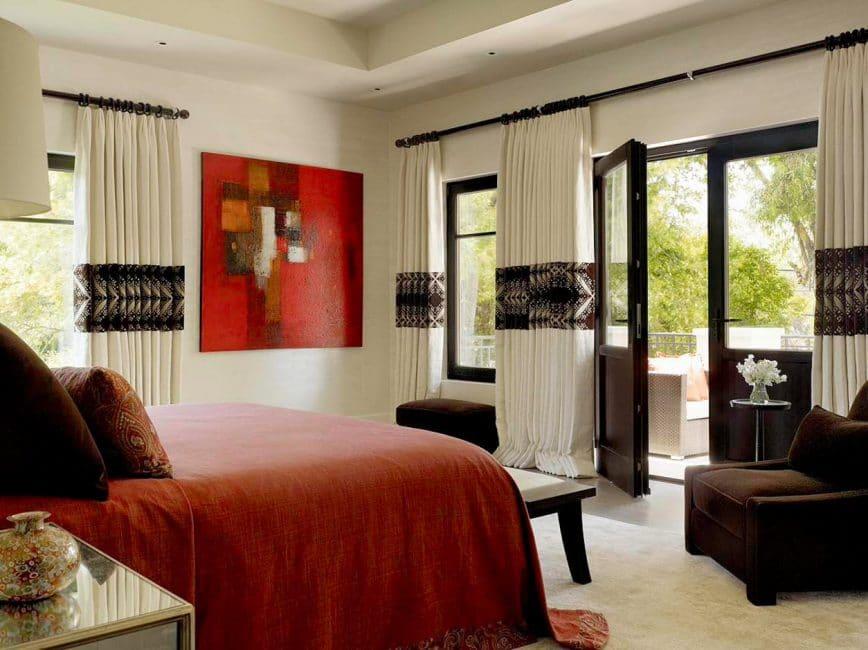 Renkli yataklara dikkat çekmek