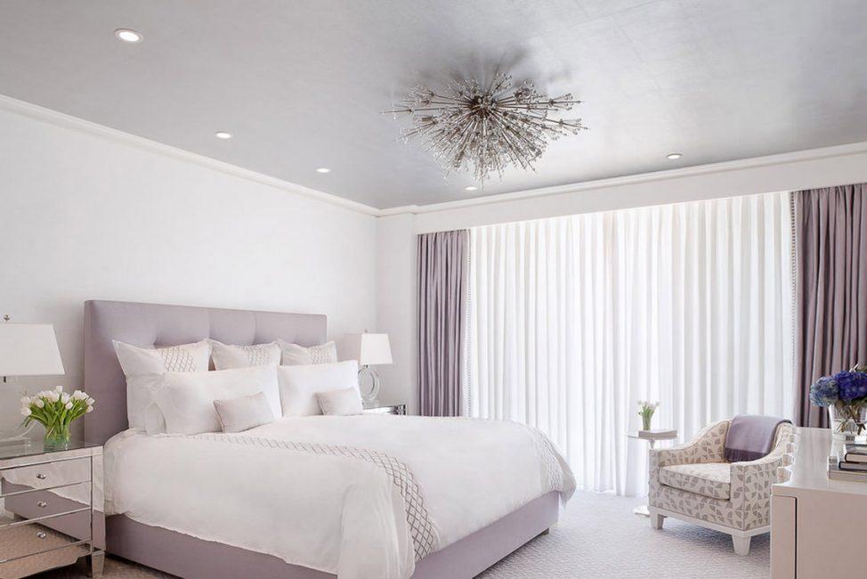 Warna-warna cerah untuk bilik tidur perlu dielakkan