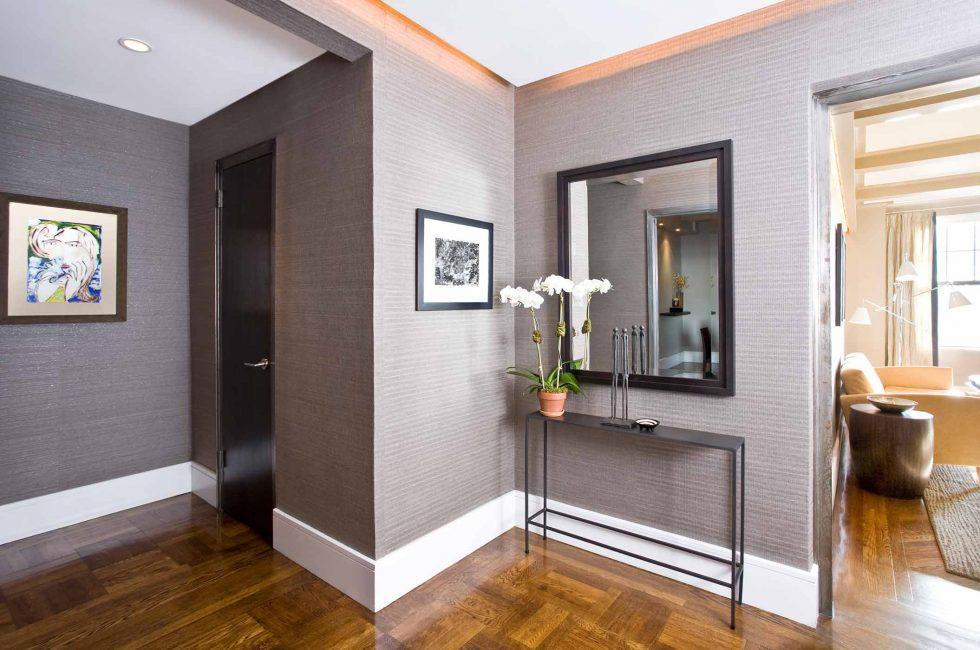 Warna memberi ruang gaya klasik.