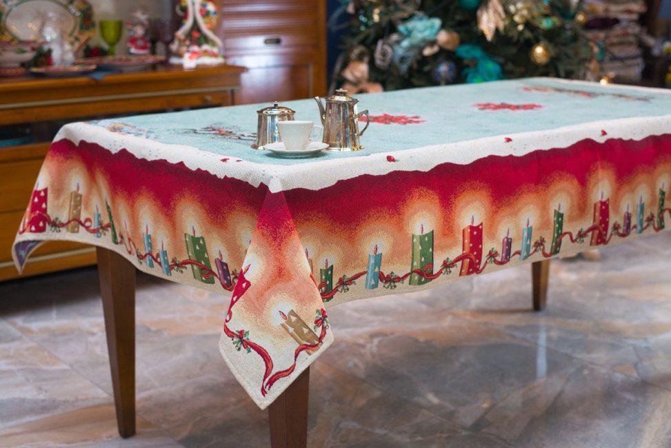 Per il tavolo di Capodanno