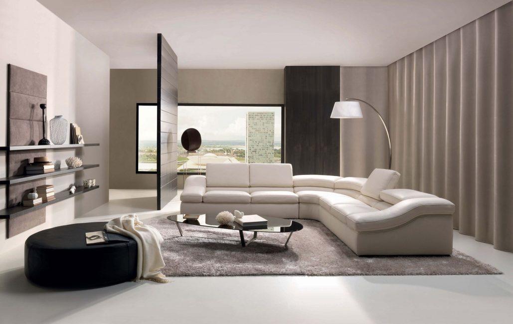 Perabot bukan standard dengan bentuk yang luar biasa