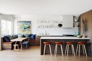 Jadual reka bentuk untuk dapur - Pilihan 165+ (Foto) untuk pilihan anda