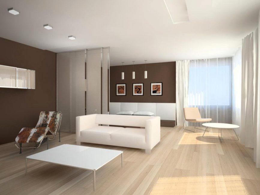 Sambungkan warna lantai yang betul dengan warna dinding yang betul