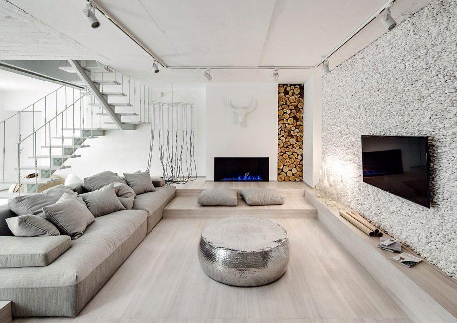 Reka bentuk bilik yang kreatif, bergaya dan selesa