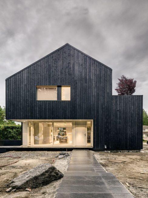 Gotik ev
