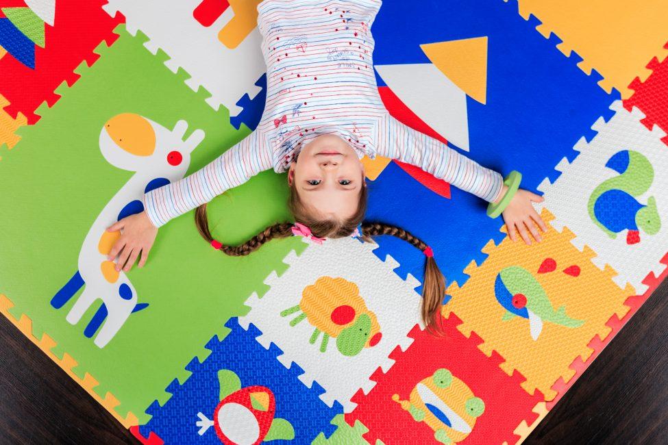 Kegembiraan untuk kanak-kanak