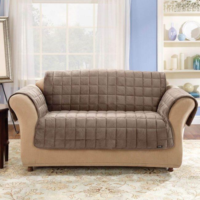 Cara untuk memberi sofa kehidupan baru