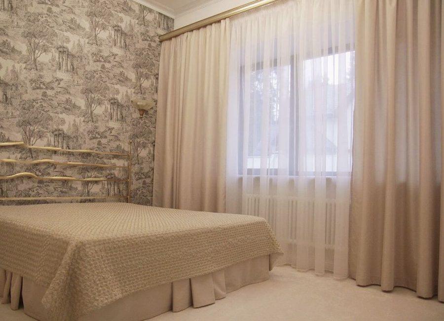 Jumlah minimum perabot di dalam bilik tidur