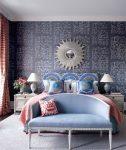 Amerikan tarzının gizli şıklığı: Bir daire için tasarım seçimi (oturma odası, yatak odası, mutfak)