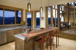 Bagaimana untuk melengkapkan bar di dapur? 215+ (Foto) Reka bentuk moden untuk sebuah rumah atau apartmen