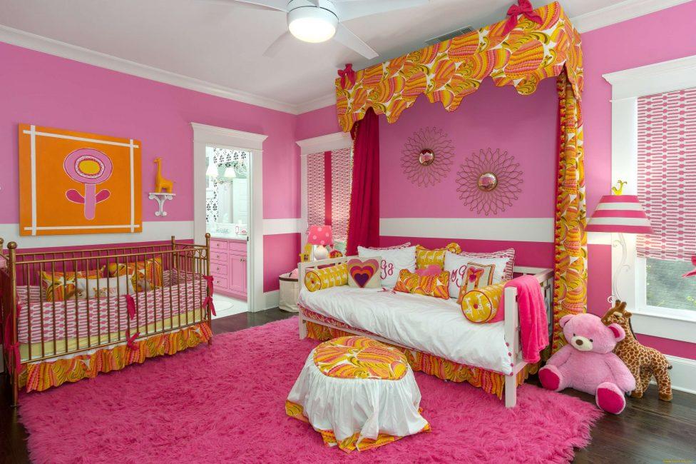 Mainan merah jambu akan sentiasa relevan.