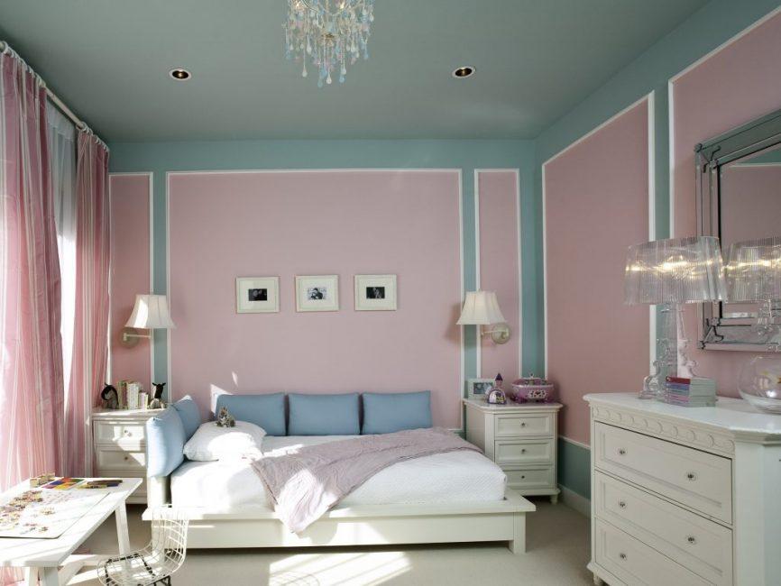 Mencairkan dinding merah jambu dengan kelabu