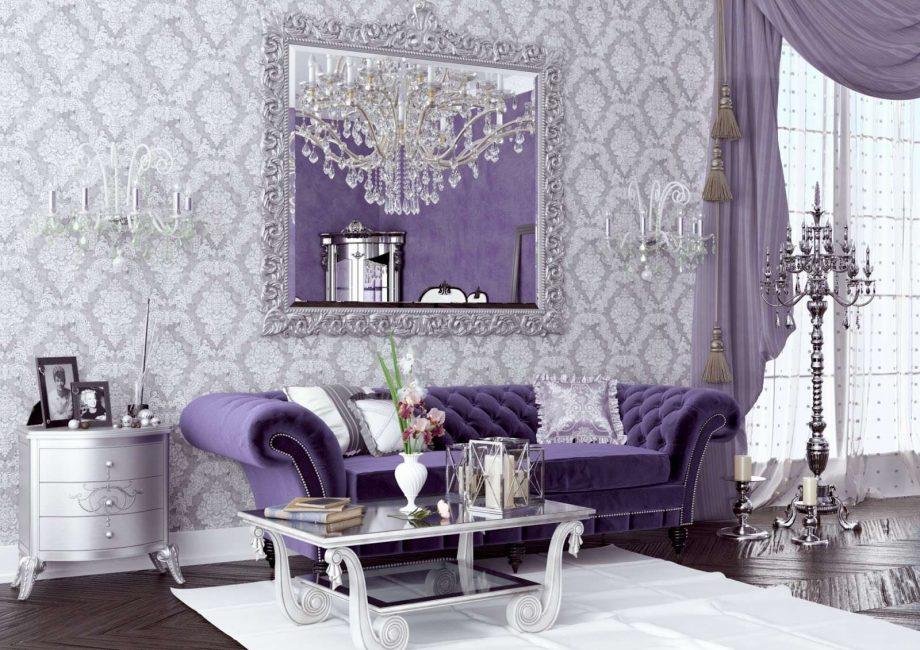 Buat ruang tamu impian anda - terang, cantik dan bergaya