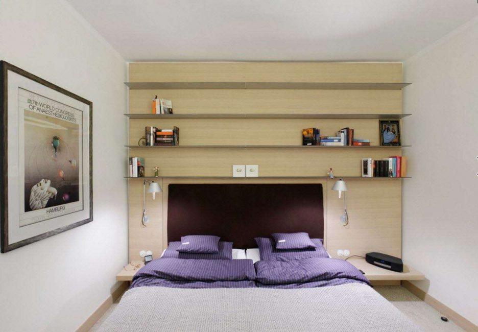 Una buona soluzione per la camera da letto
