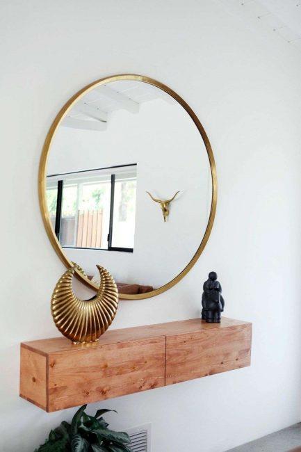 Model Oval untuk refleksi anda