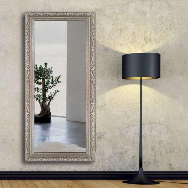 Cermin rangka untuk pedalaman klasik