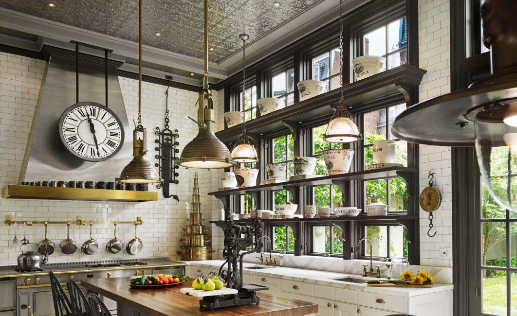Produk asal boleh menekankan gaya dapur