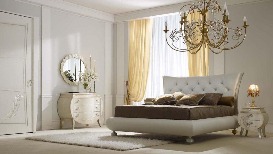 Perabot dan hiasan Itali bukan sahaja elegan, tetapi juga serba boleh.